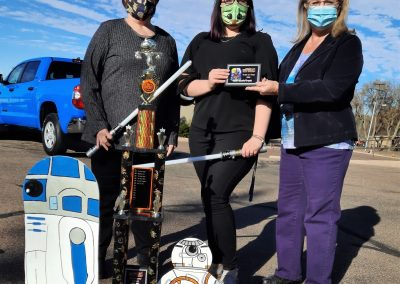 Halloween Winners- the Family Advocacy Center